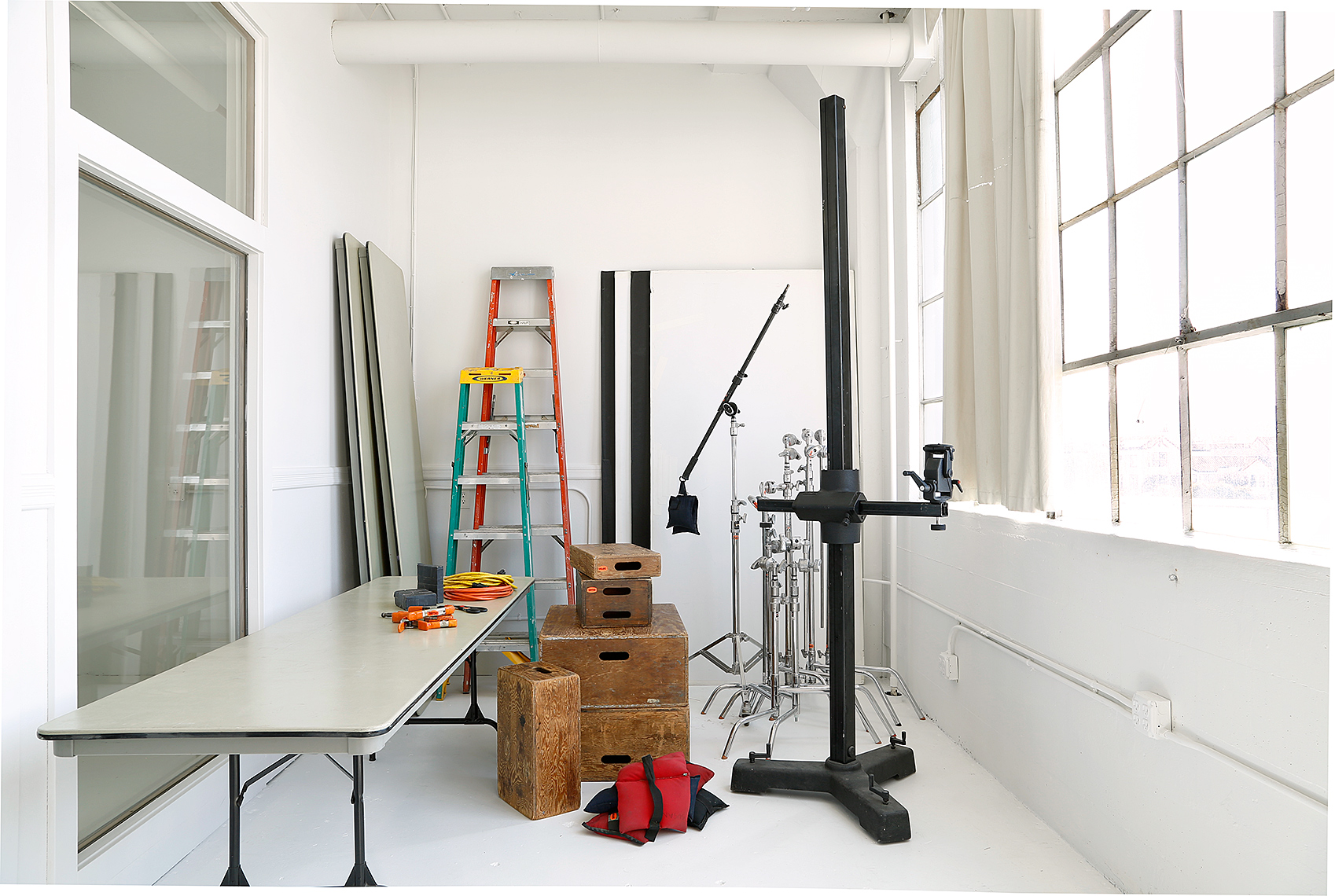 Photography Studio Rental San Francisco Bay Area Daylight